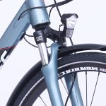 WEE E-Bike Carnelian Federgabel