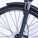 WEE E-Bike Federgabel Ruby