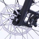 WEE E-Bike Quartz Hydraulische Bremse