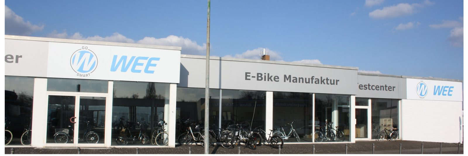 WEE E-Bike Manufaktur Neuss