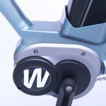 WEE E-Bike Carnelian Mittelmotor