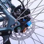 WEE E-Bike Carnelian Scheibenbremse