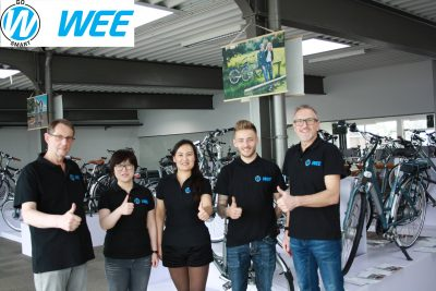 WEE E-Bike Team_Neuss